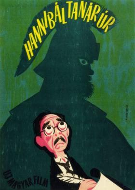 Hannibál tanár úr (Professor Hannibal)