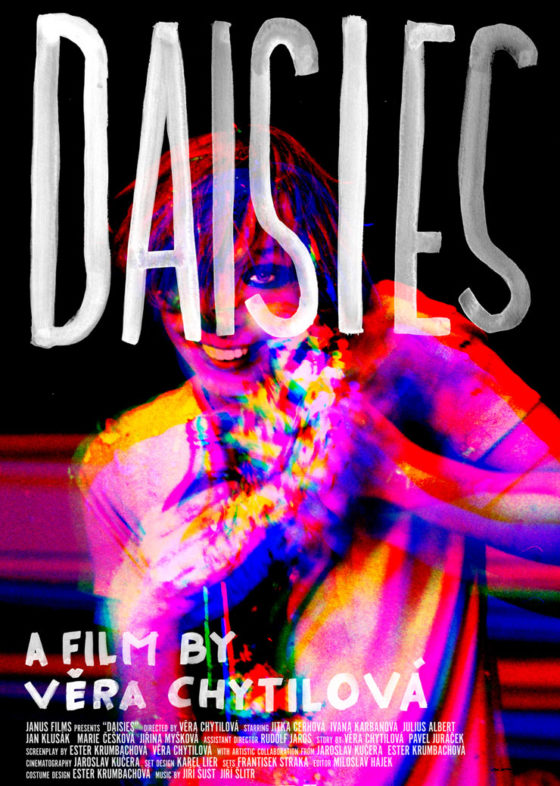Daisies with english subtitles