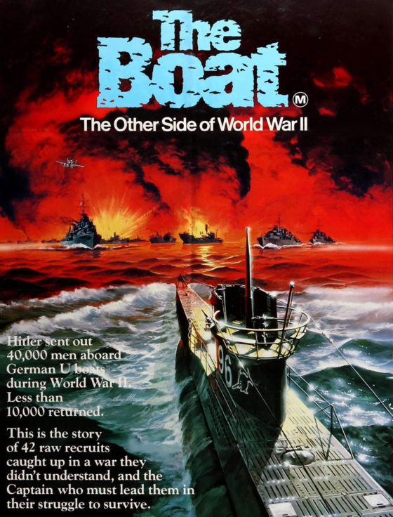 The Boat with english subtitles
