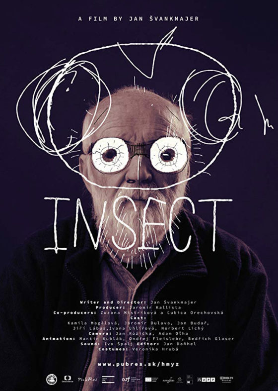 Insects with english subtitles