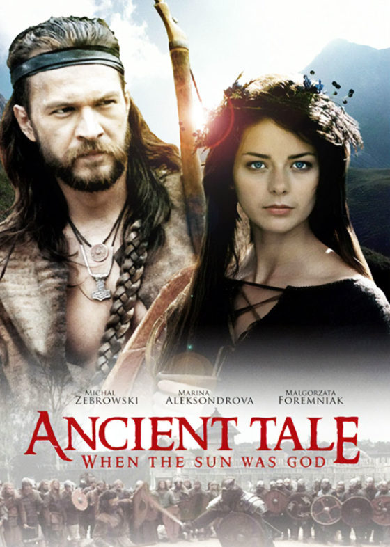 An Ancient Tale: When the Sun Was a God with english subtitles