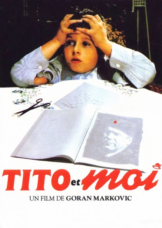 Tito and Me with english subtitles